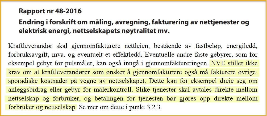 nve rapport 48-2016