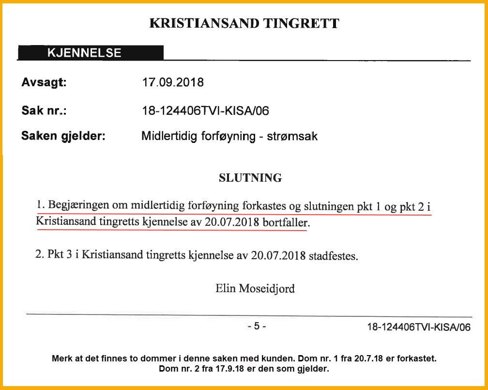 Kristiansand tingrett